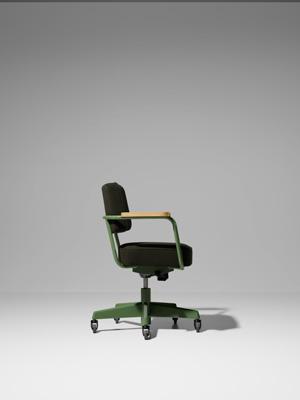 Fauteuil Direction Pivotant  サイズ:W66xD60xH81.5/SH46.5cm 価格:36万5040円 (税込)/leather     27万8640円 (税込)/fabric