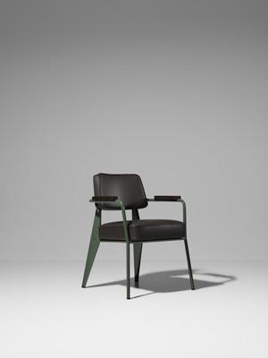 Fauteuil Direction  サイズ:W65xD62.5xH81.5/SH50.5cm 価格:31万8600円 (税込)/ leather  24万840円 (税込)/fabri