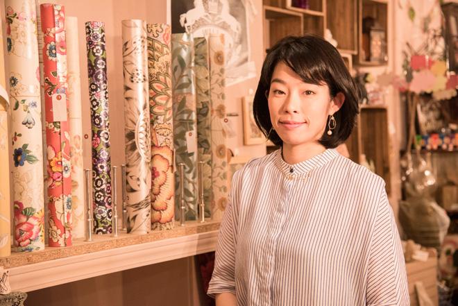 「私が感じた疑問やアイデアを形にできないかと思ってつくったのが夏水組です」と坂田夏水さん。