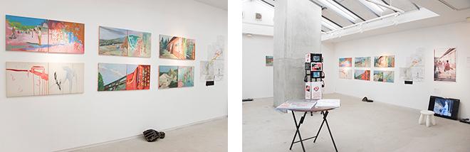 夭折のアーティスト宮前正樹氏と、生前交流のあったアーティストたちとのワークショップが開催されています。