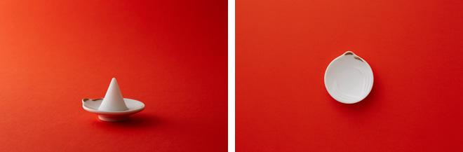 インテリアにもおすすめのリフレッシュアイテム「動物縁起もりしお」。写真は、鶴は千年や長寿や仲がいいことを象徴した「鶴」。
