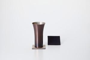 純銅製タンブラー ブラウン オリジナル  価格:5400円(税込)