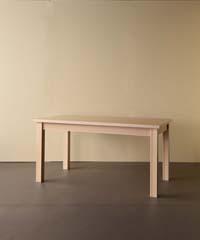 NO SIGN OF DESIGN TABLE リチャード・ハッテンのデザイン。「人を幸せにする」という思いが伝わってくる逸品。 価格:¥200,000 (税別)