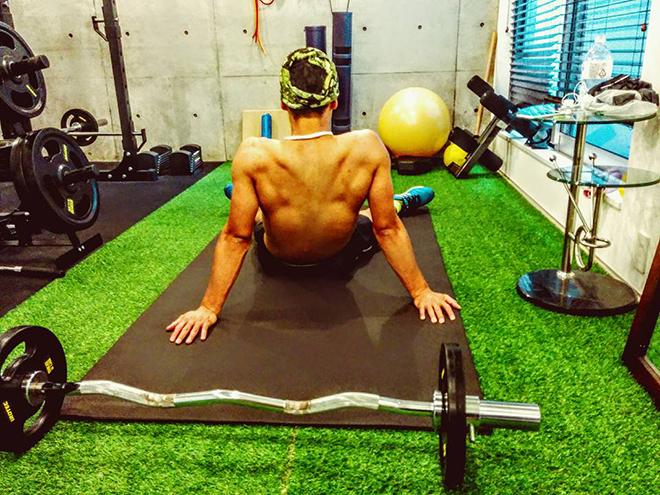 岡崎さんのトレーニングを受けると、こんな身体に生まれ変われる!