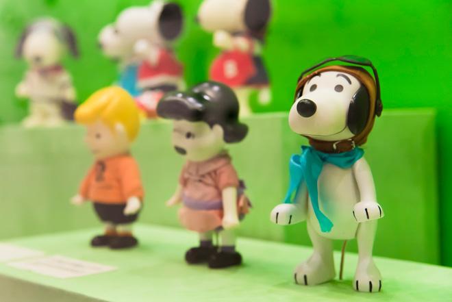 1960年代後半にアメリカで発売されたポケット人形たち。