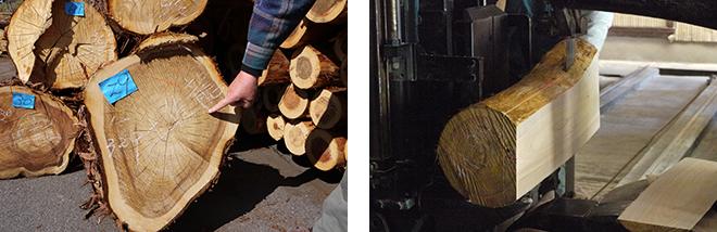 高知県で木の特性を活かした製品づくりを続けている土佐龍。国内に数社ある木製洗濯板メーカーのひとつ。