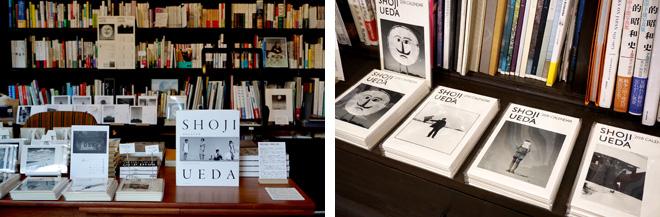 『植田正治作品集』の出版を記念して写真展が開催されているBooks and Modern(ブックスアンドモダン)。(C)Book Photo PRESS