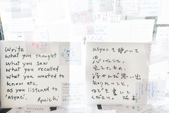 坂本氏が答えたいと思った疑問には、「返信」として本人のコメントがウエブで紹介してくれる場合もある。