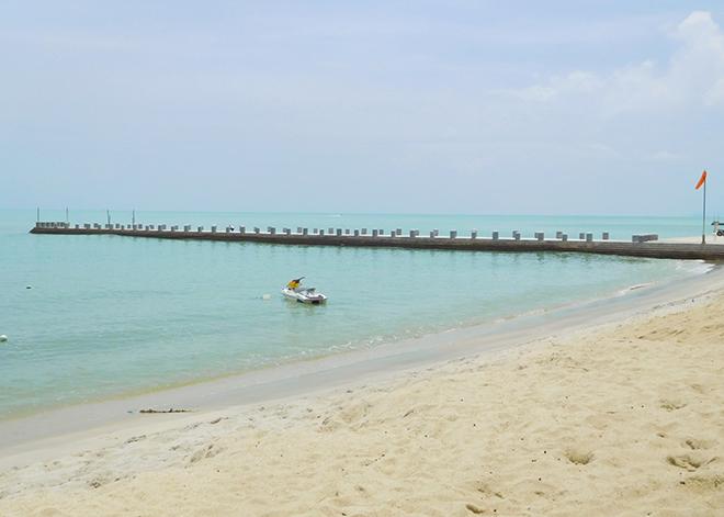 ペナン島の人気リゾート、パトゥ・フェリンギ。アクティビティも盛ん。