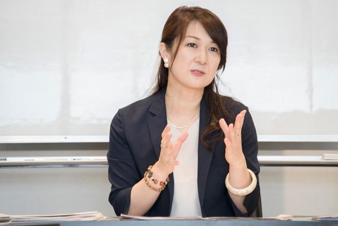 日本ソムリエ協会の認定講師、堀 充恵氏が講習を行った。