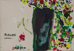 「flowers」(2003年)  (C)NORITAKE KINASHI