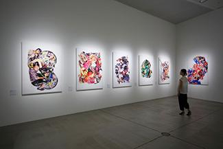 真空パックにした中でのカップルの結びつきをリアルに表現したフォトグラファーハルの作品群。/ Photo:木奥恵三