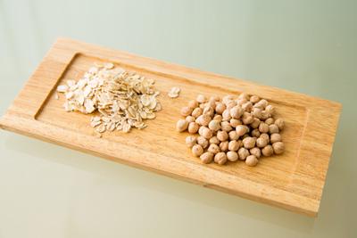 トルコやモロッコでは、雑穀や豆類を日常的に使うことが多い。 それらを活用したレシピも人気だ。