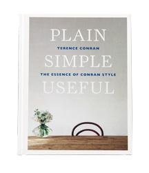「PLAIN SIMPLE USEFUL」 著者:テレンス・コンラン ページ数:224ページ 発行:CONRAN OCTOPUS出版 価格:5500円(税抜) ※ テレンス・コンランのサイン本、限定50冊を限定販売予定
