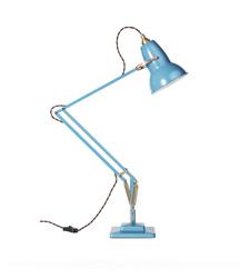 ANGLEPOISE ORIGINAL1227 BRASS DESK LAMP 素材:アルミニウム・スチール・真鍮 価格:5万2000円(税抜き) 新たな3色で展開する新モデル。ザ・コンランショップ先行予約品。(2014年秋頃発売・受注品)